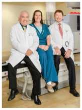 fredericksburg radiation team